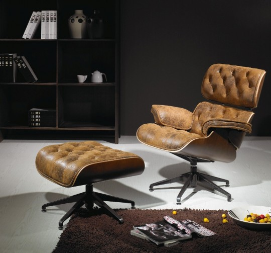 charles eames lounge chair and ottoman-okuma koltuğu (10)