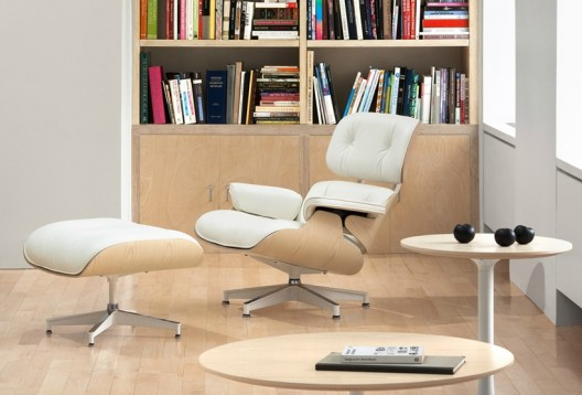charles eames lounge chair and ottoman-okuma koltuğu