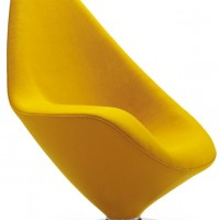 En Yeni modern chair and footstool Galeri