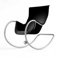 Moda modern chair with cushion Modelleri