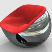 Yeni modern glider chair uk Galeri
