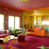 Amazing Wall Decor Colorful Ideas And Modern Homes Design Color