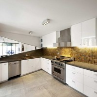 En Yeni Exclusive White Soft Kitchen House Design listed in: simple Kitchen Fotoları