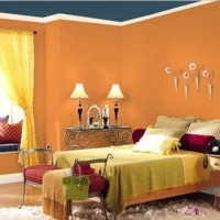 For bedrooms orange blue bedroom wall paint color bedroom trends