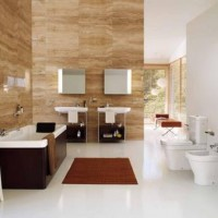 İlginç Photo Gallery of the Modern Bathroom Design. Fotoğrafları