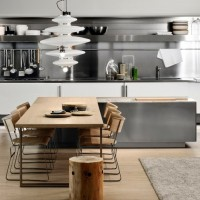 İlginç Sharp Looking Original Kitchen With Steel listed in: Smitten Kitchen Dizaynları
