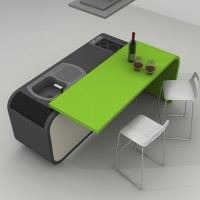Moda Modern Kitchen Table Design Ideas. Fotoğrafları