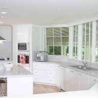 Şık Stylish And Modern White Kitchen Interior Design Interior Design. Dizaynları