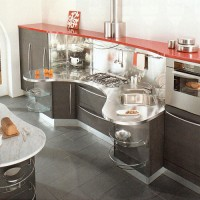 Yeni Impressive Simple Kitchen Designs listed in: simple Kitchen Design. Dizaynları
