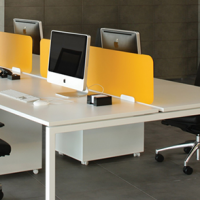 2015 modular office furniture reception Fikirleri