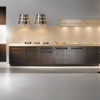 Güzel Kitchen Design for Small Home with Modern and Minimalist Style Modelleri